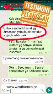 Testimoni Kratom untuk Insomnia